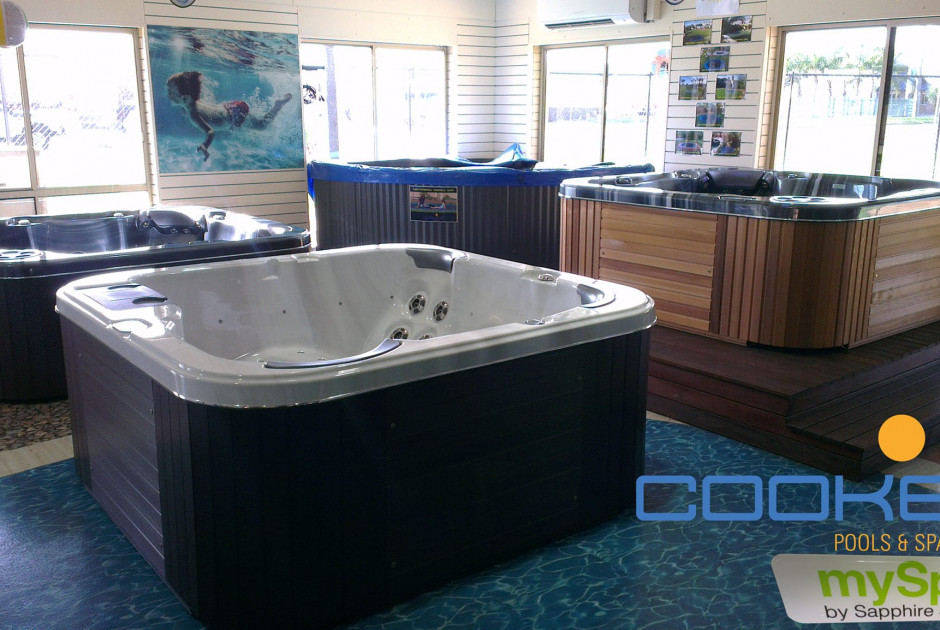 swimspa  showroom