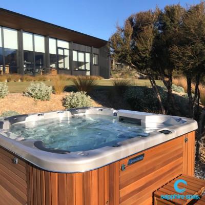 Installation Ideas Spa Pool Sapphire Spas
