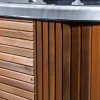 Cedar Timber Cabinet Colour